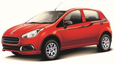Limited Edition of Fiat Punto Evo Launched in Indian car market